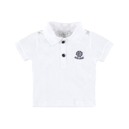 KANZ Boys Poloshirt bright white
