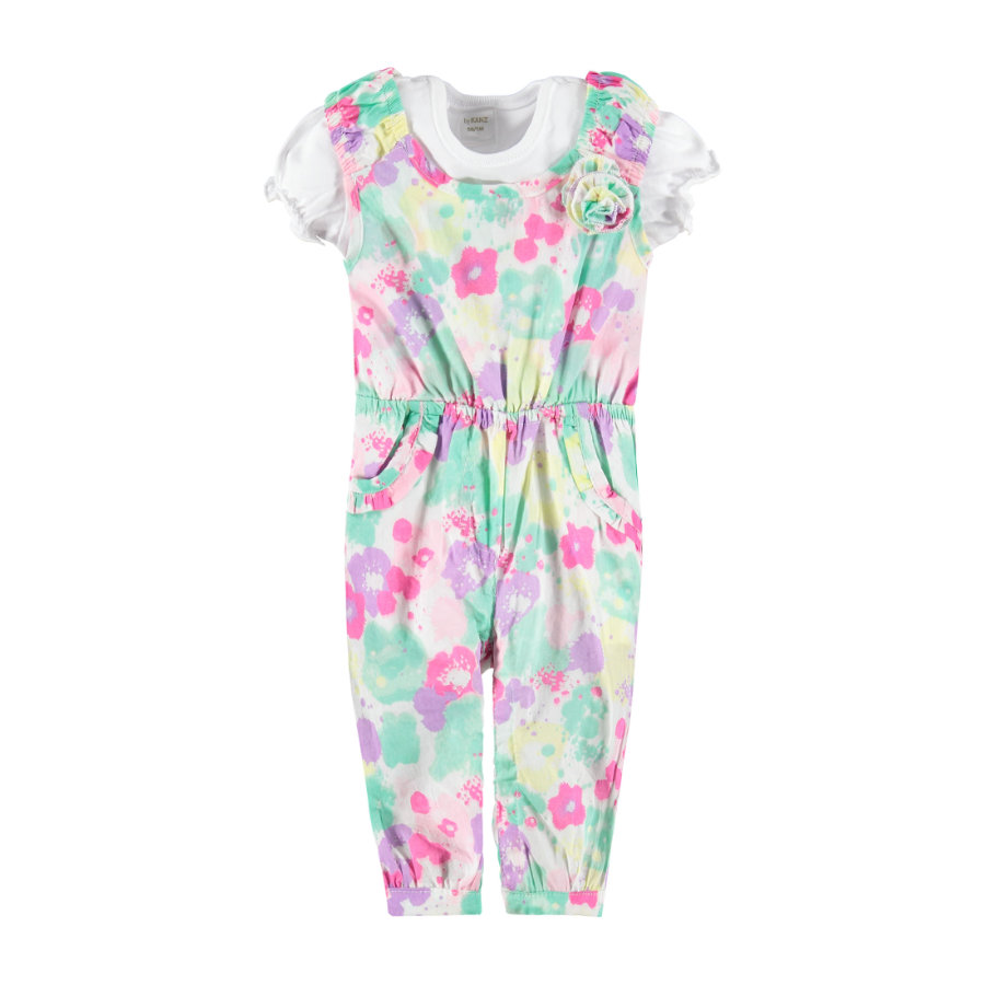 KANZ Girls Jumpsuit 2-teilig allover