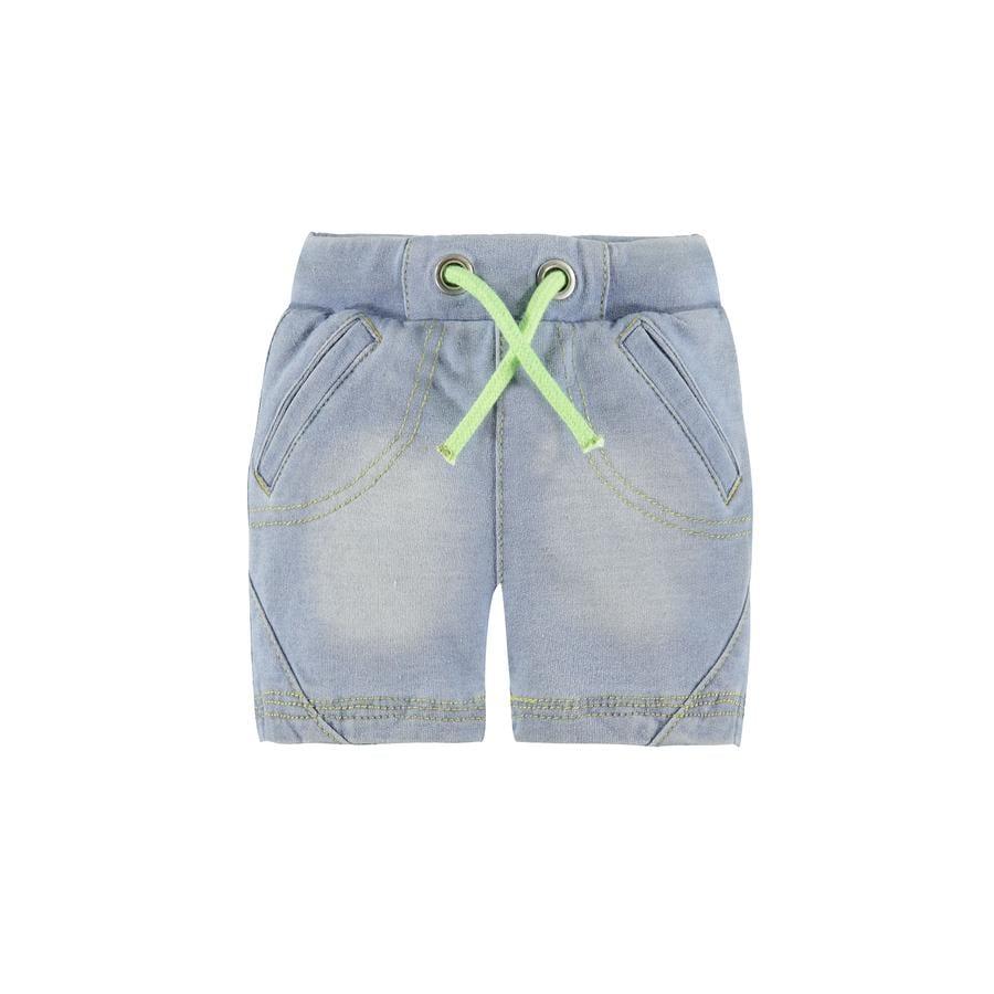 KANZ Boys Jeans-Bermuda bleu denim