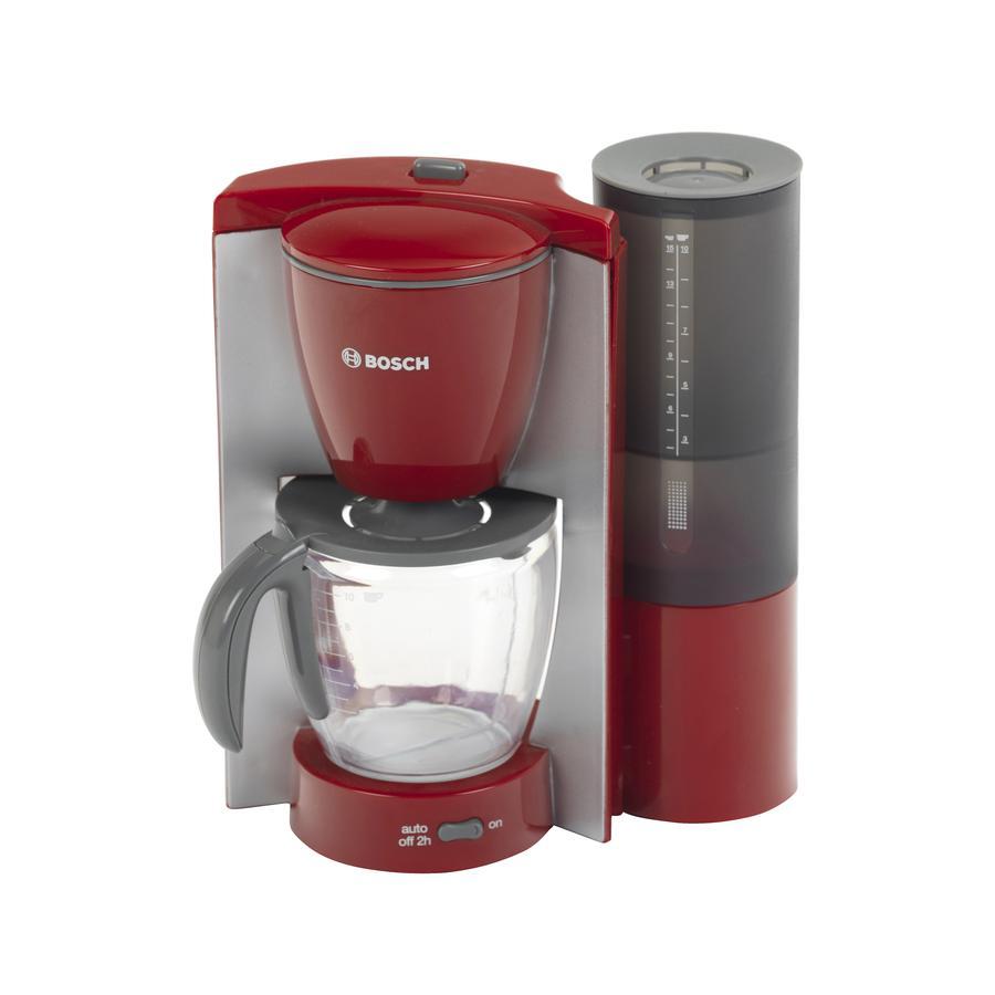 KLEIN Bosch speelgoed koffiezetapparaat met waterreservoir