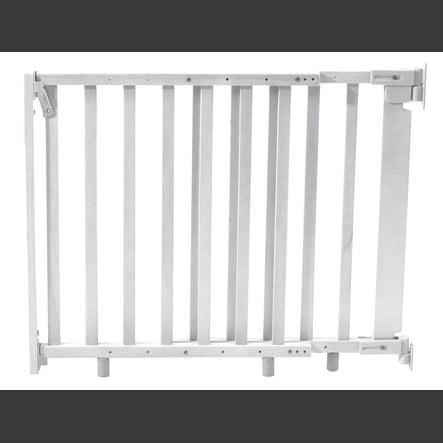 roba Protección de escalera 1550 79 - 118 cm blanco