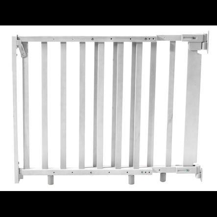ROBA Türschutzgitter 79 - 118cm (1550W) Weiß