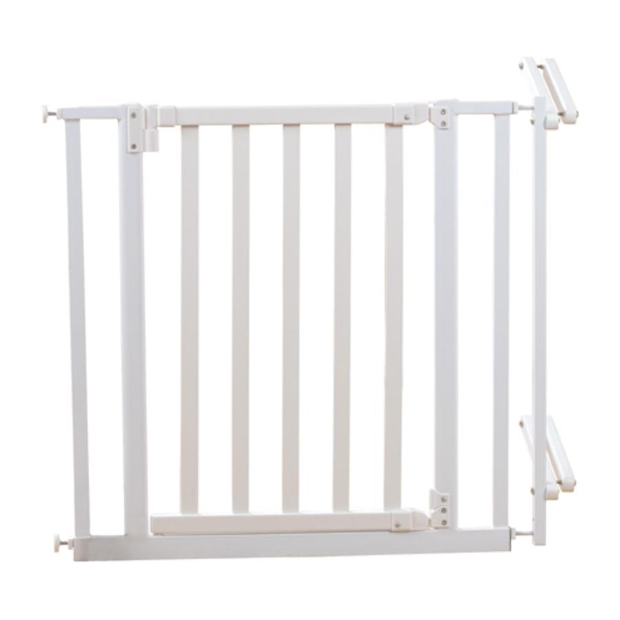 ROBA Barrière d'escalier, blanc, 81-90 cm (1548W)