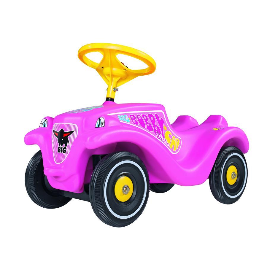 BIG Bobby Car Classic rosa