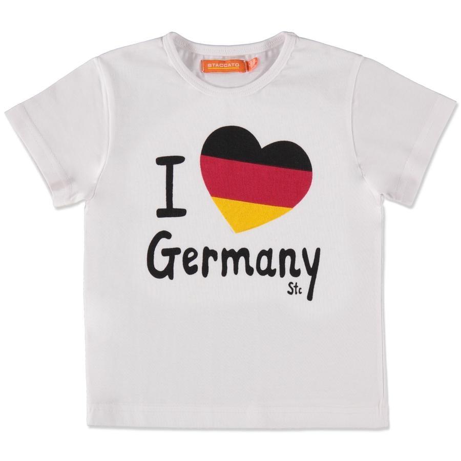 STACCATO Baby-T-shirt vit Tyskland