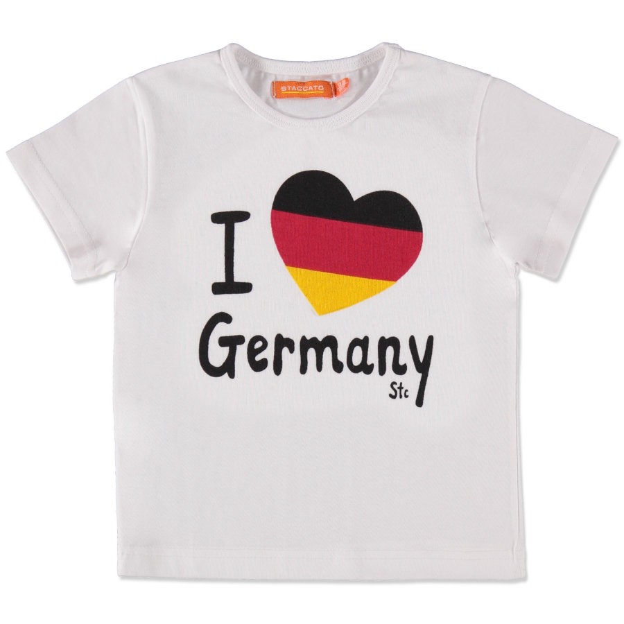 STACCATO Baby T-Shirt wit Duitsland