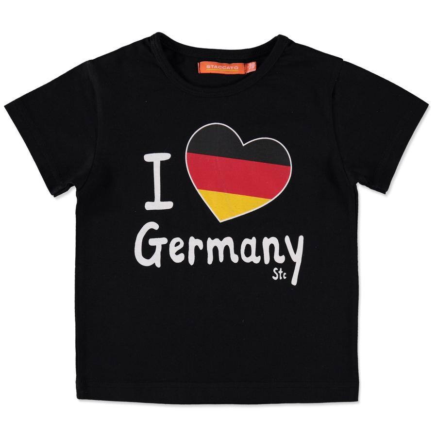 STACCATO Girl s Mini T-Shirt noir