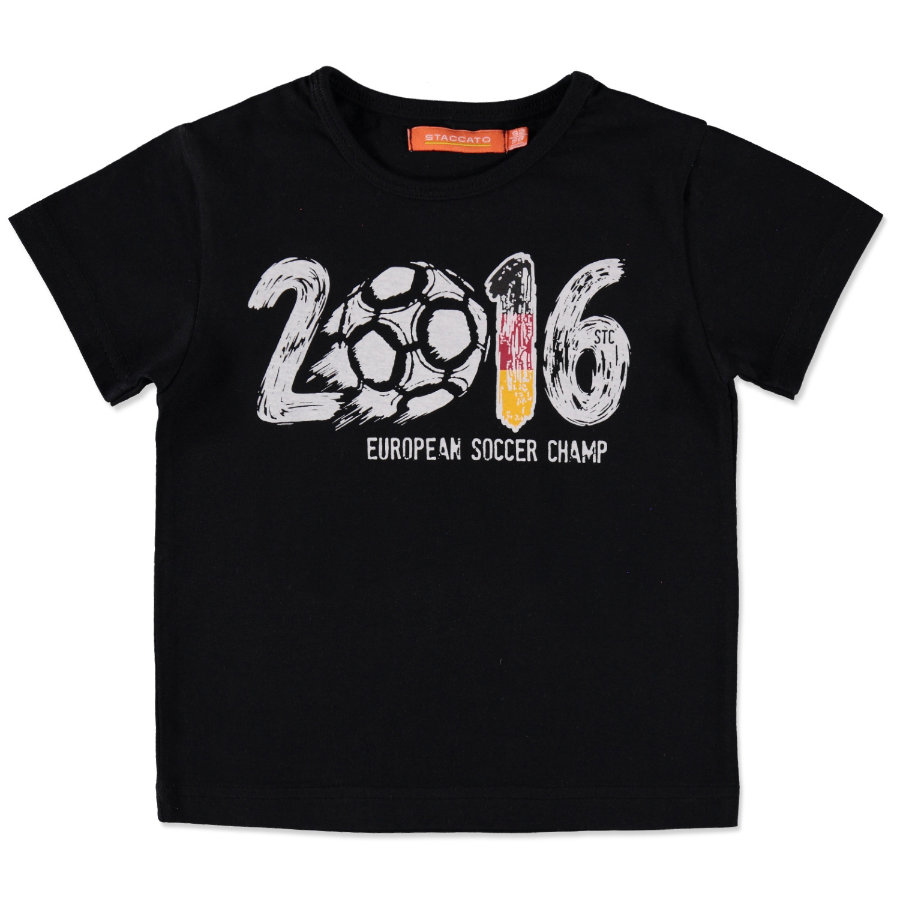 STACCATO Boys Mini T-Shirt schwarz