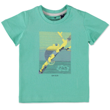 TOM TAILOR Boys T-Shirt mint green