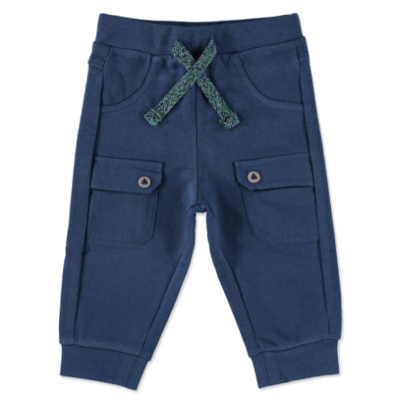 TOM TAILOR Boys Sweathose denim blue