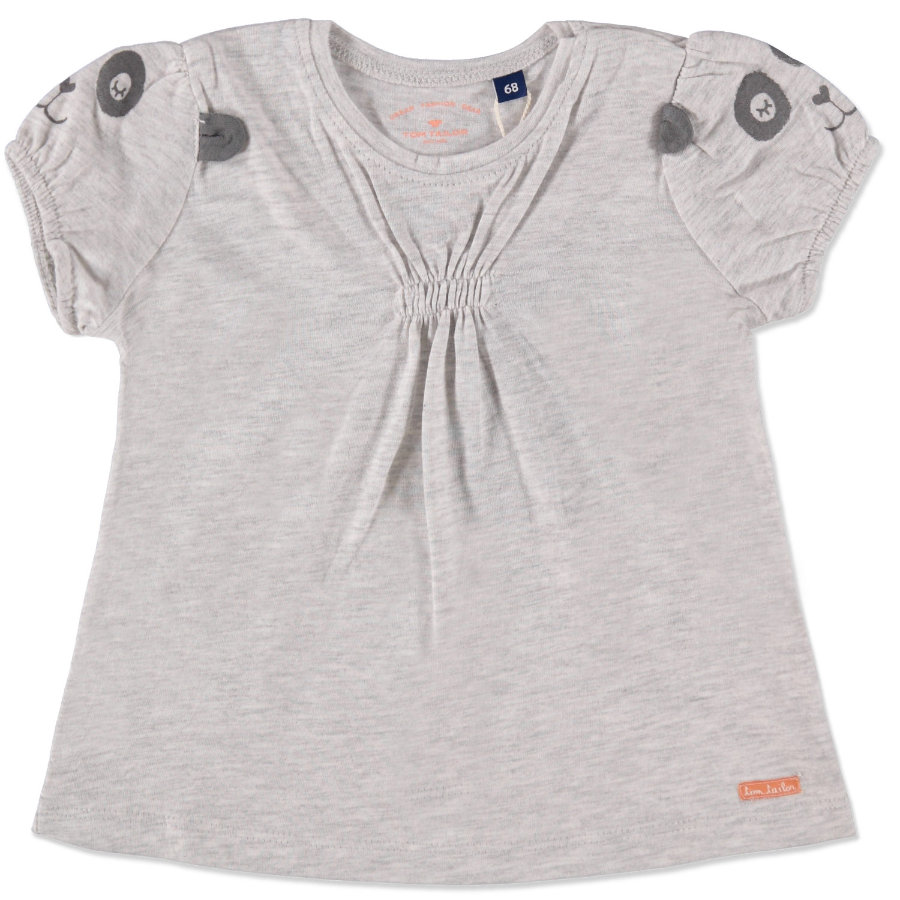 TOM TAILOR Girls T-Shirt grey