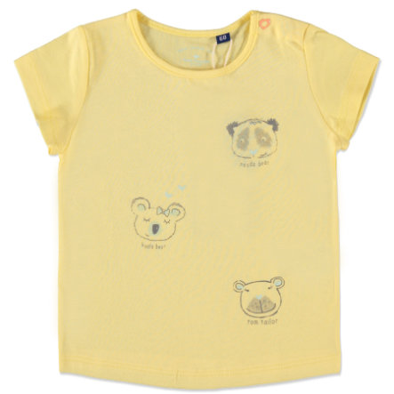 TOM TAILOR Girls T-Shirt yellow