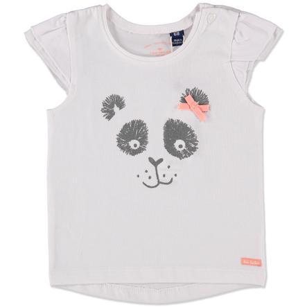 TOM TAILOR T-shirt för flickor vit