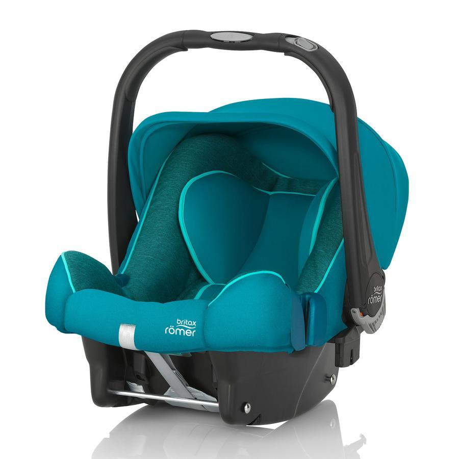 BRITAX RÖMER Fotelik samochodowy Baby-Safe Plus SHR II Green Marble
