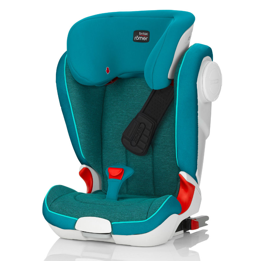 Britax Römer Kindersitz Kidfix II XP SICT Green Marble