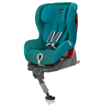 Britax Römer Kindersitz Safefix plus Green Marble