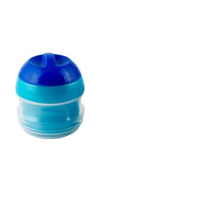 primamma Set Scodella termica con cucchiaio, blu