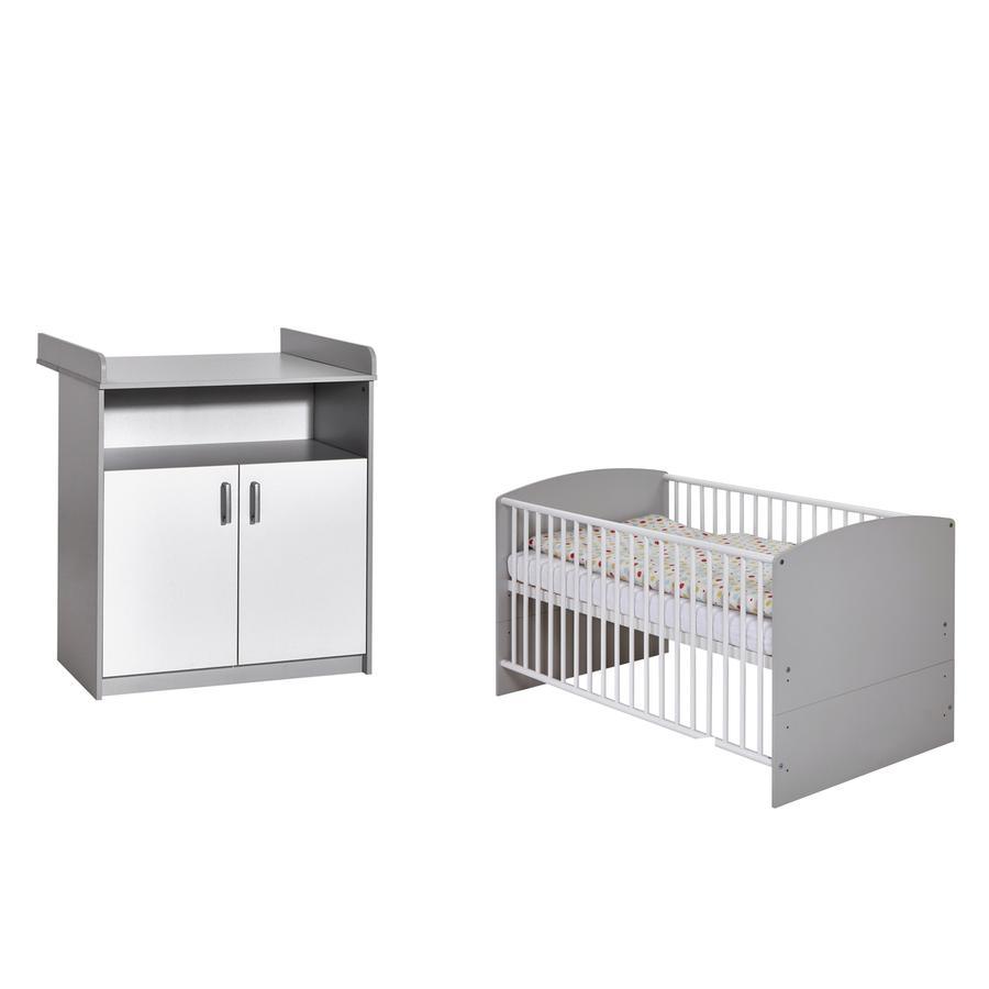 SCHARDT set modello CLASSIC, grigio