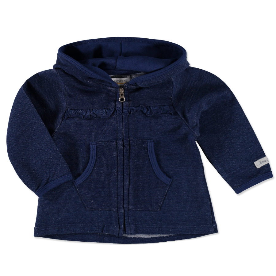 STACCATO Girls Baby Jacke jeans blue