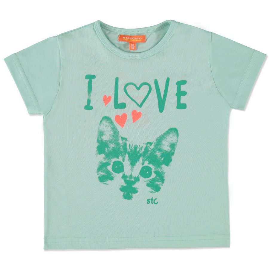 STACCATO Girls Mini T-Shirt opal