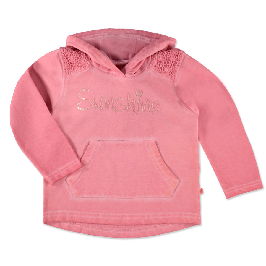 STACCATO Girls Mini Kapuzensweashirt flamingo