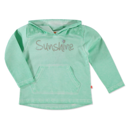STACCATO Girls Mini Kapuzensweashirt opal