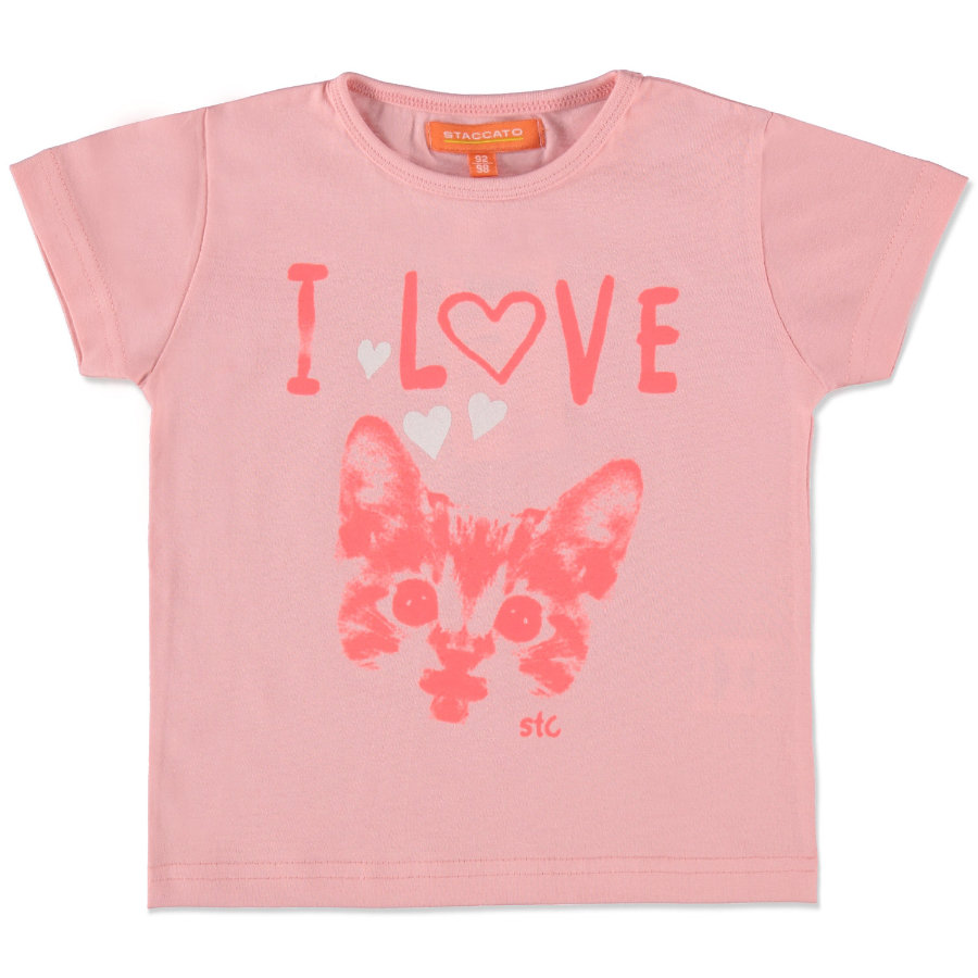 STACCATO Girls Mini T-Shirt apricot