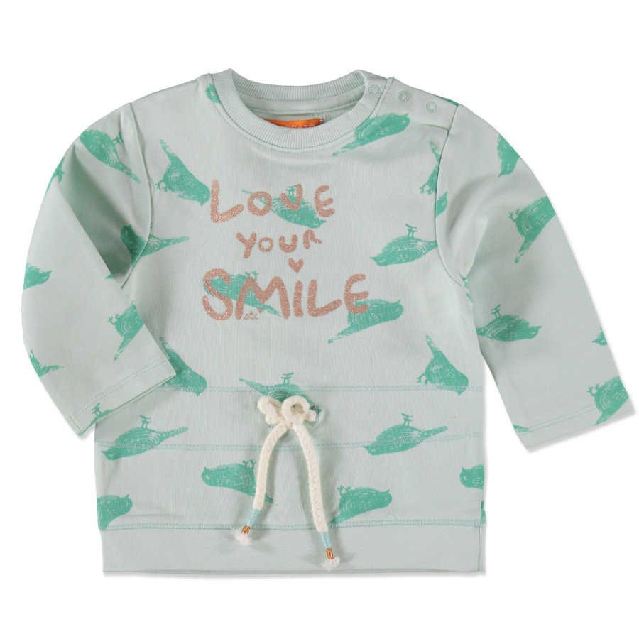 STACCATO Girls Baby Longsweat peppermint