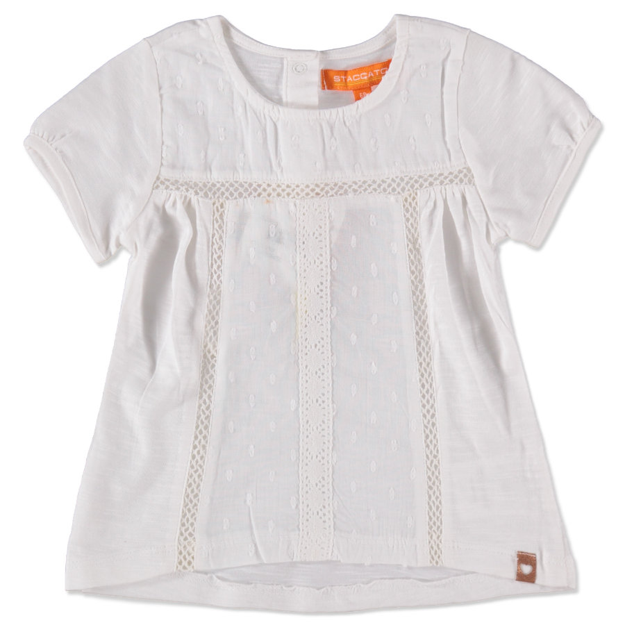 STACCATO Girls Baby Blusenshirt offwhite