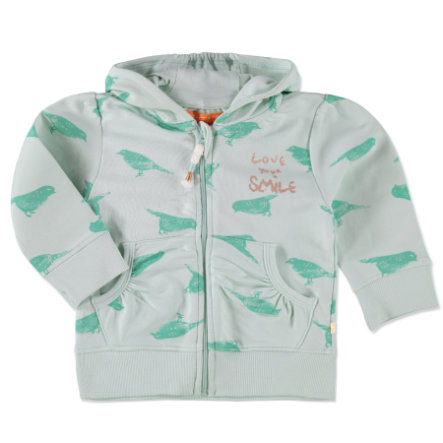 STACCATO Girls Baby Sweatjacke peppermint