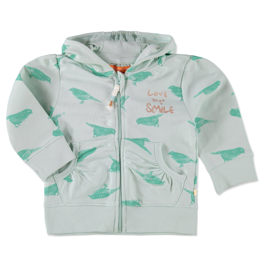 STACCATO Girl s Chaqueta Sweatjacket menta