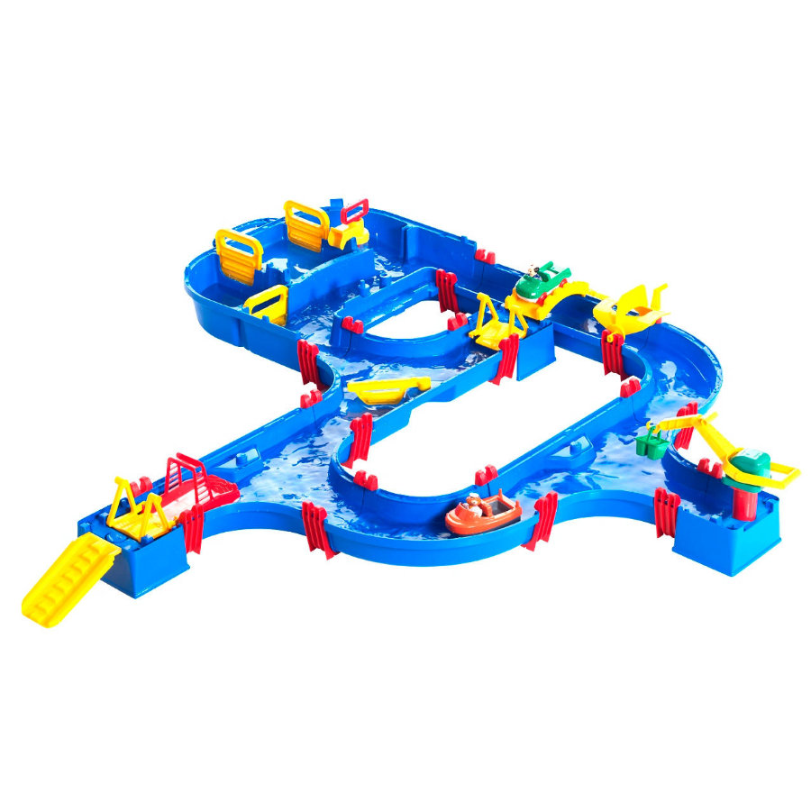 AQUAPLAY Circuit aquatique enfant Superfun Set 640