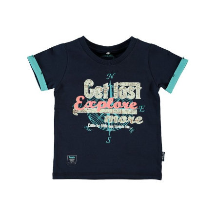 Name it Boys T-Shirt NITHAKAN dress blues