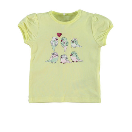 Name it Girls T-Shirt NITHEART elfin yellow