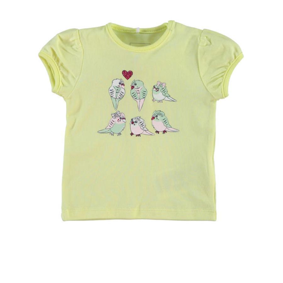 Name it Girls T-Shirt NITHEART elfin yellow