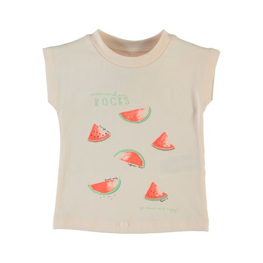 Name it Girls T-Shirt NITHELISE pearl