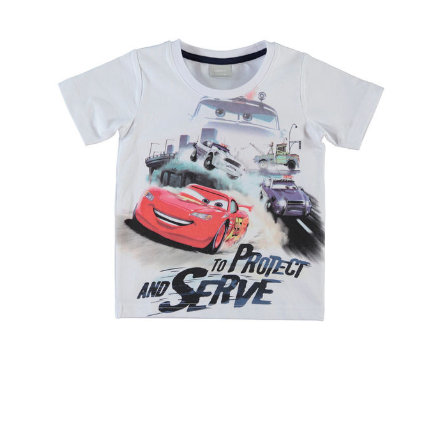 Name it Boys T-Shirt NITCARS bright white