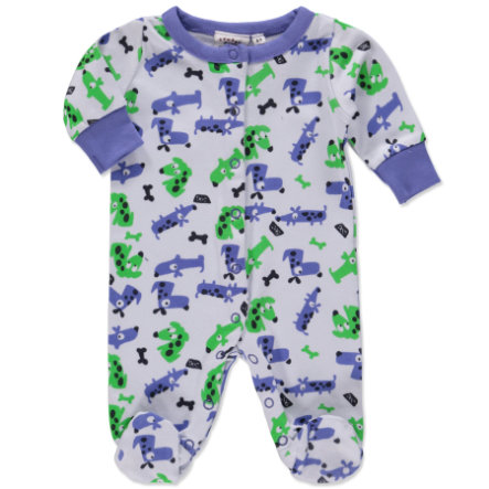 MAX COLLECTION Boys Strampler hellblau