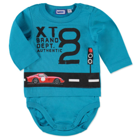 MAX COLLECTION Boys Langarmbody türkis