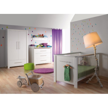 bisal Kinderzimmer Nina 2-türig
