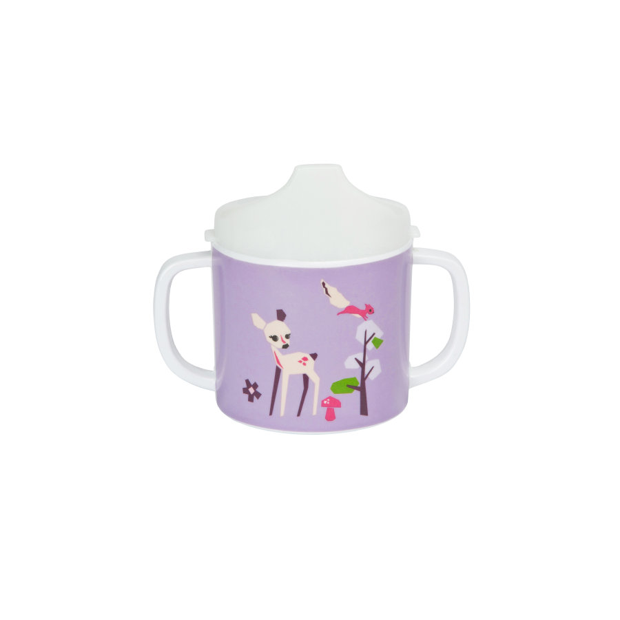 LÄSSIG Melamine Beker Little Tree Fawn