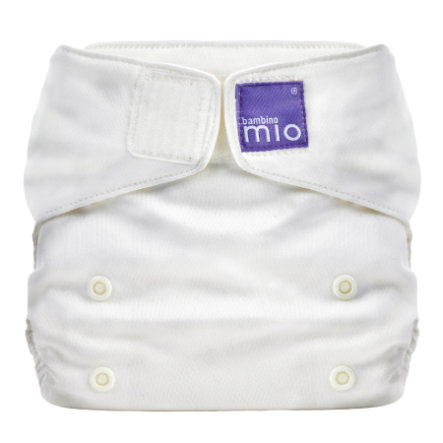 BAMBINO MIO Couches Miosolo All-In-One Marshmallow, blanc