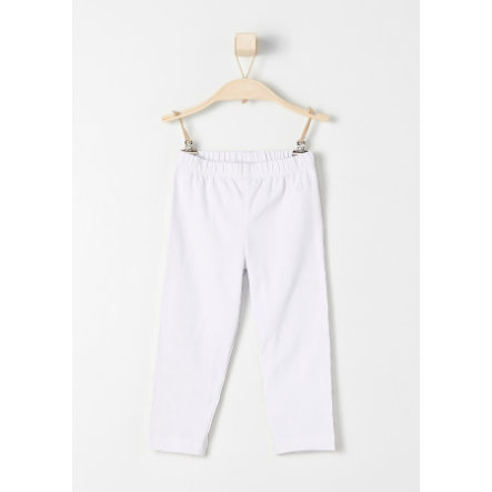 s.OLIVER Girls Leggings white