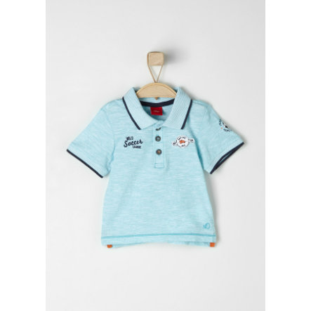 s.OLIVER Boys Polokošile light blue