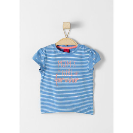 s.Oliver Girls T-Shirt blue