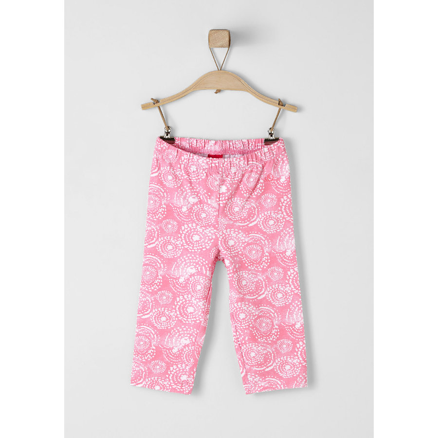 s.Oliver Girls Leggings pink