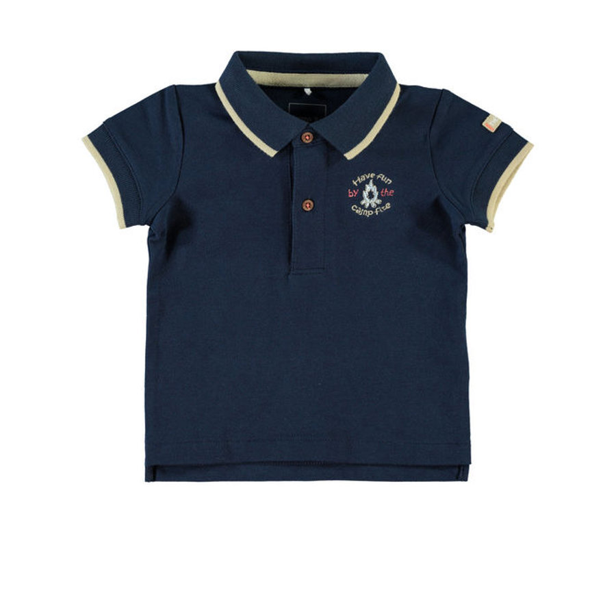 NAME IT Boys Bluzka Polo NITHOLGER dress blues