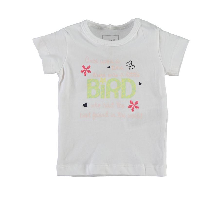 Name it Girl s T-Shirt NITHEIDI bianco brillante