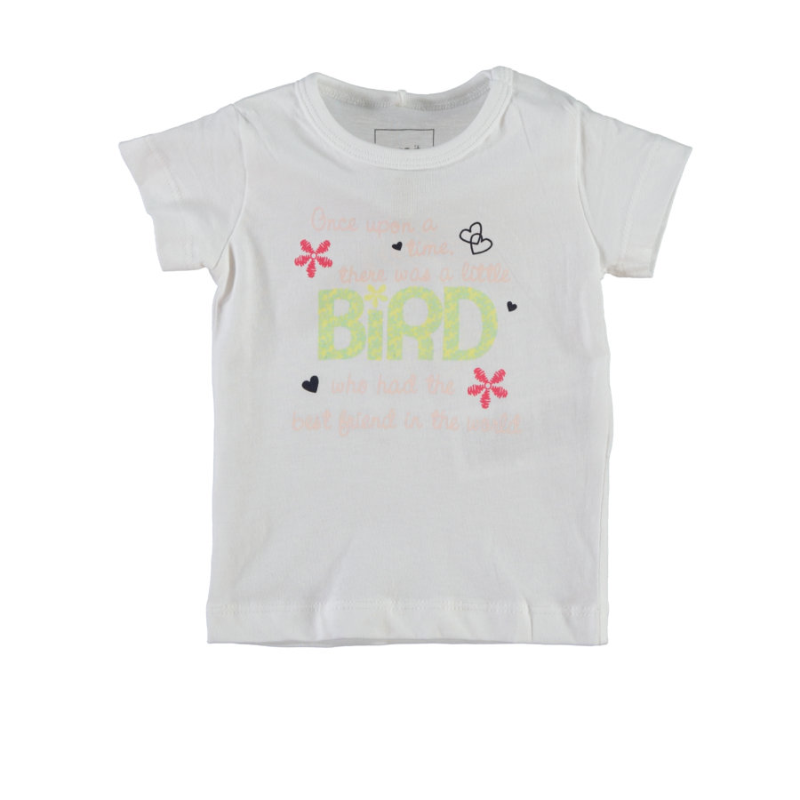 Name it Girls T-Shirt NITHEIDI bright white