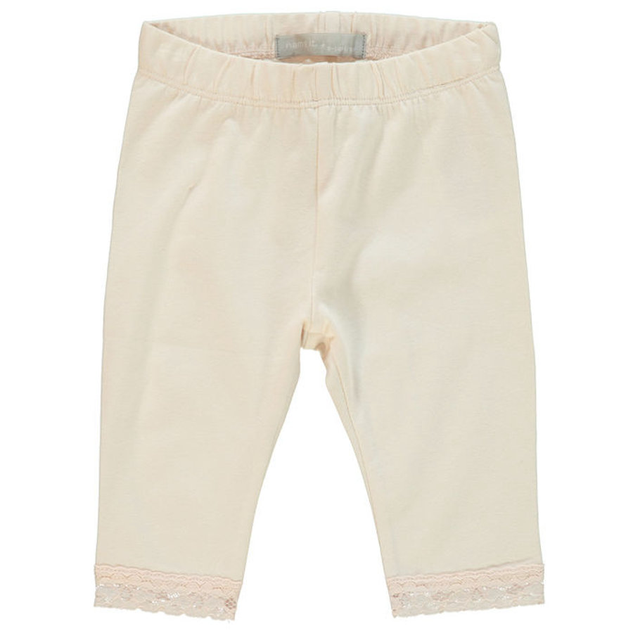 Name it Girls Capri Leggings NITVISTA pearl